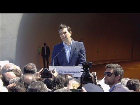 Αλ. Τσίπρας: Ανοίγει ο δρόμος για να βγούμε από την περιπέτεια