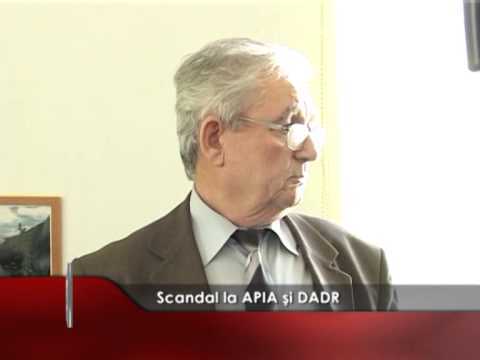 Scandal la APIA și DADR