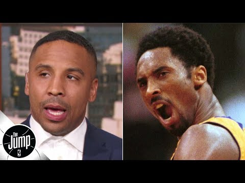 Video: Kobe Bryant 'got snuck' when Chris Childs punched him in 2000 - Andre Ward | The Jump
