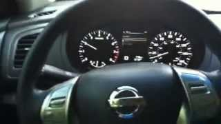 5. 2014 Nissan Altima 2.5S - Review and test drive