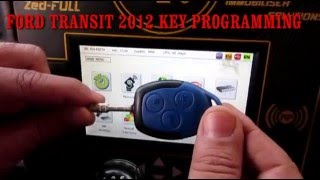 Nonton שכפול מפתח פורד טרנזיט 2012 עם Key programming Ford Transit 2012 with Zed-Full Film Subtitle Indonesia Streaming Movie Download