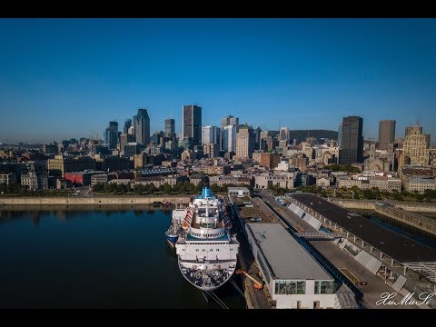Visite conosco a bela cidade de Montréal, no Canadá-em HD