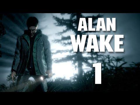Alan Wake - Прохождение игры на русском [#1] | PC