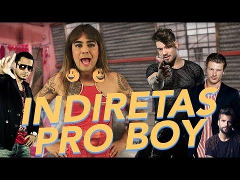 Indiretas pro Boy - Uma Música Para - Xuxeta - Lindsay Paulino - Xilindró