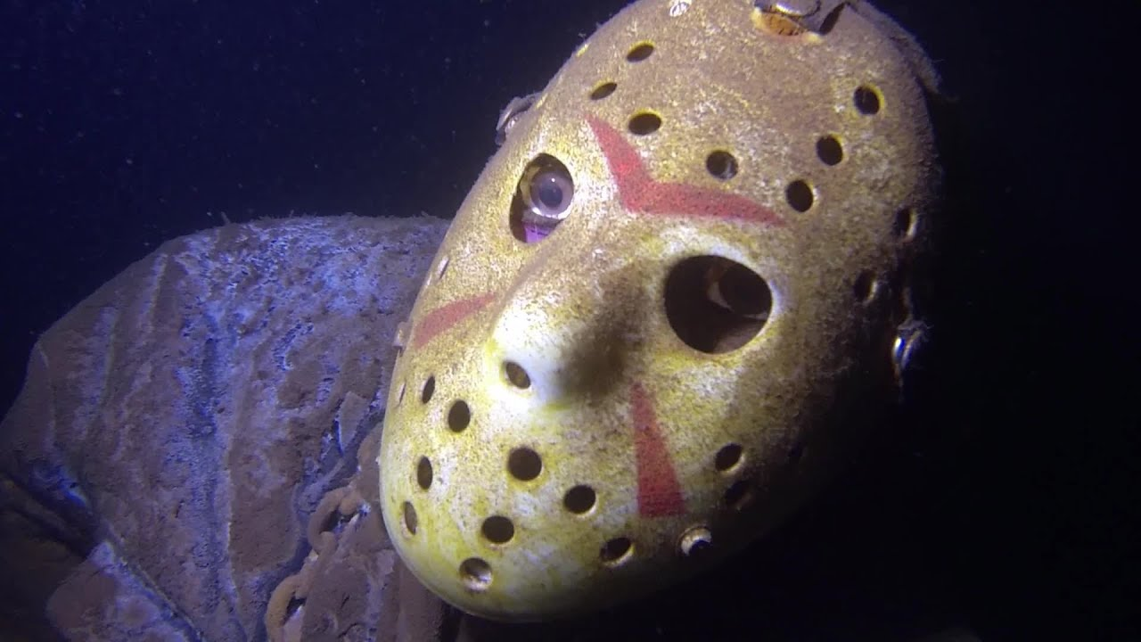 Jason Voorhees Found at Camp Crystal Lake (read description)