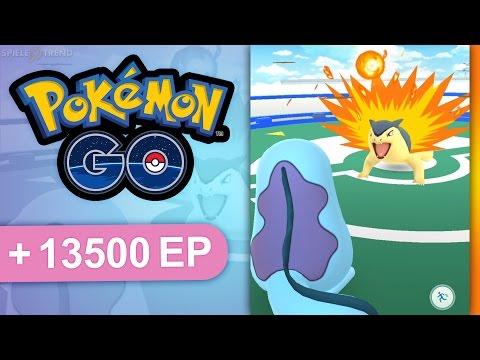 13500 EP für einen Arenakampf | Pokémon GO Deutsch #249