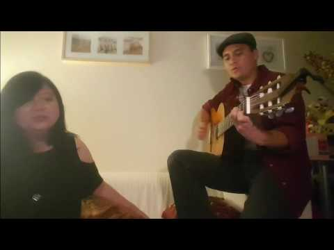 True Colors - Cindi Lauper (Acoustic Cover By Ron Lorenzo And Rizza Diaz)