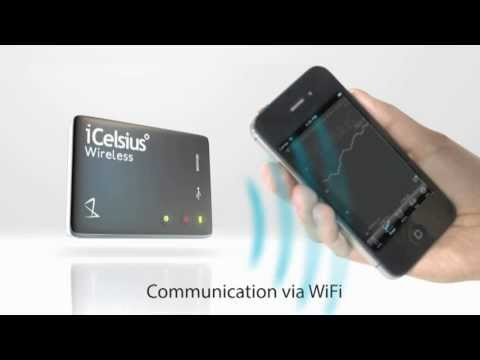 iCelsius Wireless, The Ultimate Wireless Sensor Monitoring Solution!