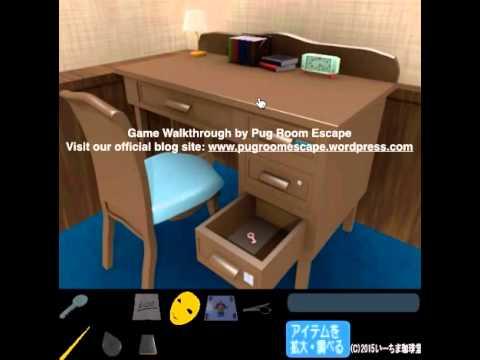 Video Walkthrough: room7 藍色 – PUG ROOM ESCAPE