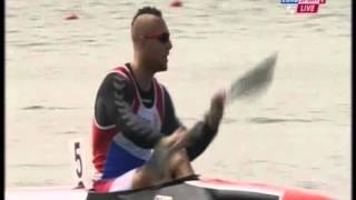 2015 Račice K1 200m Men Canoe Sprint European Championships