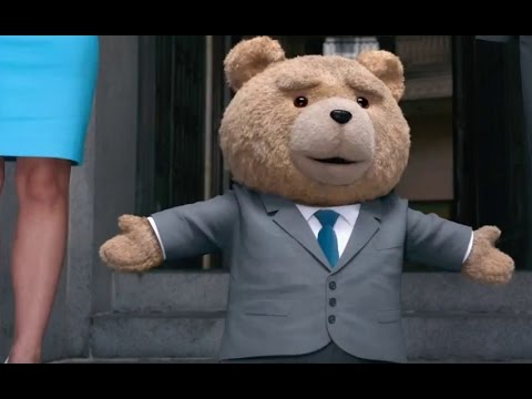 Ted 2 Official Trailer (2015) Mark Wahlberg Comedy Movie HD