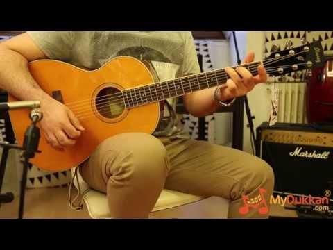Đàn Guitar Acoustic IBANEZ I01-PN15-ATN