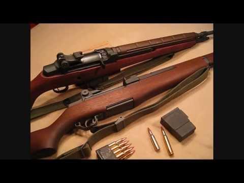 M1 Garand vs M1A