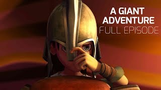 Video Superbook - Episode 6 - A Giant Adventure - Full Episode (Official HD Version) MP3, 3GP, MP4, WEBM, AVI, FLV Juni 2019