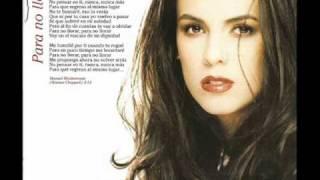 video y letra de Lastima (audio) por Edith Marquez