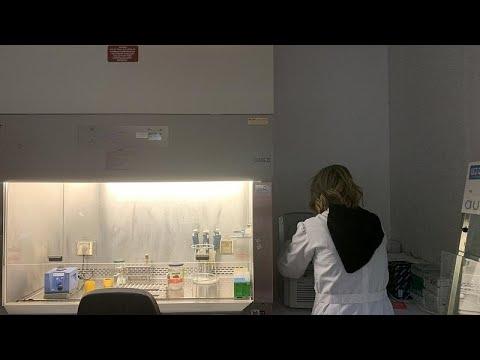 Στα άδυτα του Ινστιτούτου Παστέρ: Πώς γίνονται οι εξετάσεις των δειγμάτων για τον κορωνοϊό…