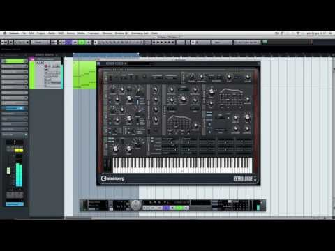 Cubase 7 How to create Pluck Synth using Retrologue