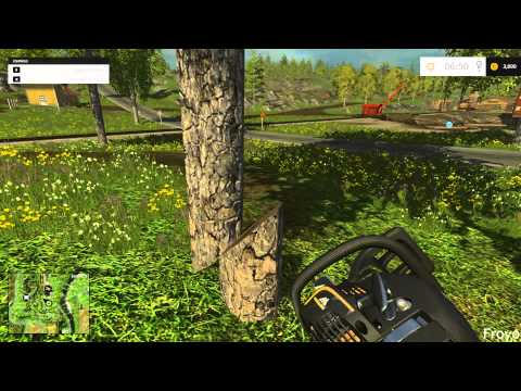 Farming Simulator 2015 – How to get fast money at start