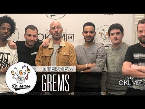 Download GREMS - #LaSauce Sur OKLM Radio 02/02/18 MP3