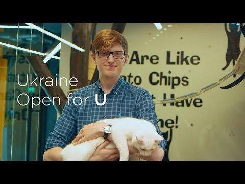 Красивый ролик-презентация про Украину