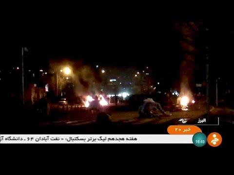 Ιράν: Αυξάνεται ο αριθμός των νεκρών