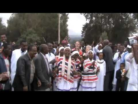 AASDO EDICATION MISSION 2009  CHILALO TERARA HIGH SCHOOL Asela, ETHIOIPA (видео)