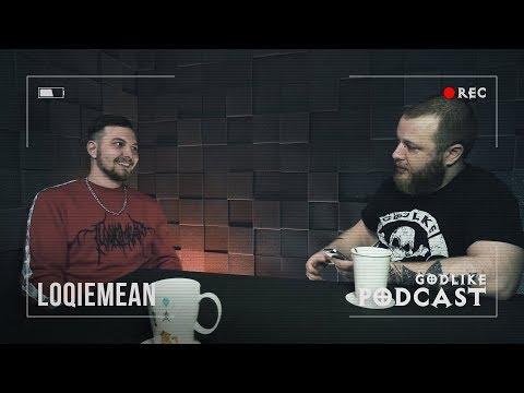 Видеоподкаст#9: Loqiemean