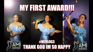 Video MY FIRST AWARDS!! Thank God I'm So Happy..  #MJVLOG3 MP3, 3GP, MP4, WEBM, AVI, FLV November 2018
