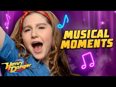 Piper's Most MUSICAL Moments 🎶 | Henry Danger