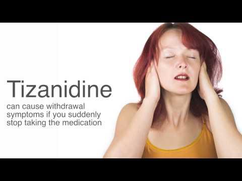 Tizanidine Withdrawal and Tizanidine Detox