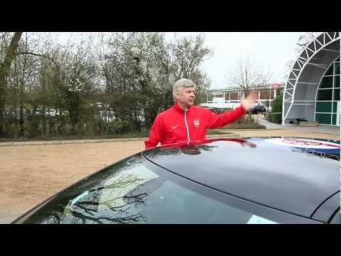 Arsenal Home Kit 2012/13 – Target Practice – OFFICIAL VIDEO