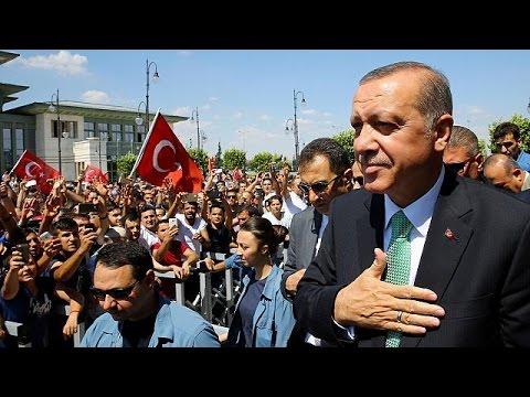 Τουρκία: Εντείνεται η καταστολή αντιφρονούντων