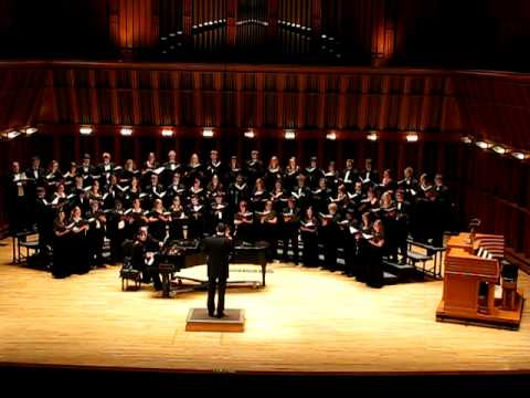 Ball State Univ Concert Choir -THE AWAKENING - 3/25/11