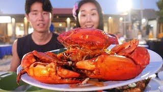 Video MUKBANG SEAFOOD DI BALI! MP3, 3GP, MP4, WEBM, AVI, FLV Oktober 2017