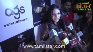 Aishwarya R  Dhanush at Vai Raja Vai Audio Launch