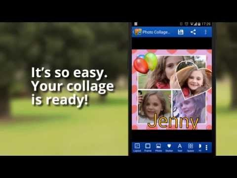Video of Photo Collage Maker