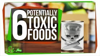 6 Foods That Are Toxic If You Prepare Them Incorrectly