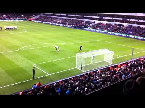Tottenham Hotspur - In full the penalty shootout and reaction.