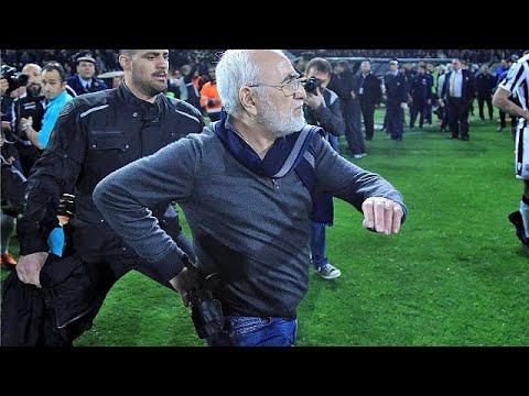 Επ' αόριστον αναβολή του πρωταθλήματος ποδοσφαίρου αποφάσισε η κυβέρνηση…