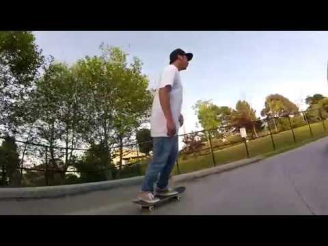 Eureka Skate Park sesh #1
