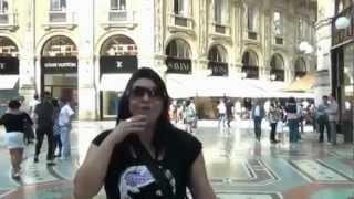 Vanilda Bordieri Na Italia Srsrs By Isete Freitas