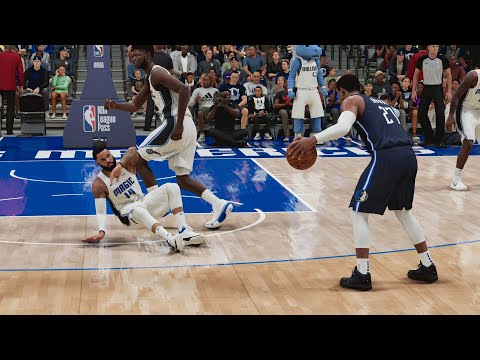 NBA 2K21 My Career PS5 EP 20 - 1st Triple Double!
