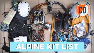 Chamonix CLASSIC Route: The Gear You Need | Climbing Daily Ep.1675 by EpicTV Climbing Daily