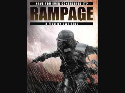 Rampage Movie Theme 2010
