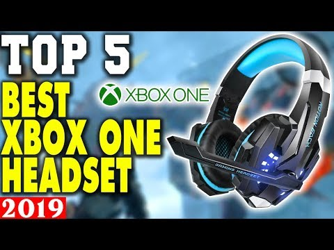 Top 5 - Best Xbox One Headset in 2019
