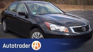 2008-2010 Honda Accord - Sedan | Used Car Review | AutoTrader.com
