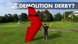 Video Airplane Demolition Derby!?💥😱 MP3, 3GP, MP4, WEBM, AVI, FLV Agustus 2019