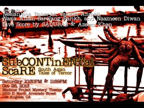 Subcontinental Scare  |  Machine Project 2013