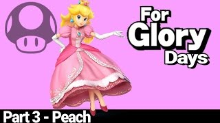 Playing as Ever Character on the Roster: For Glory Days: Peach – Part 3