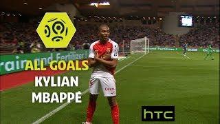 All goals Kylian Mbappé - AS Monaco 2016-17 - Ligue 1